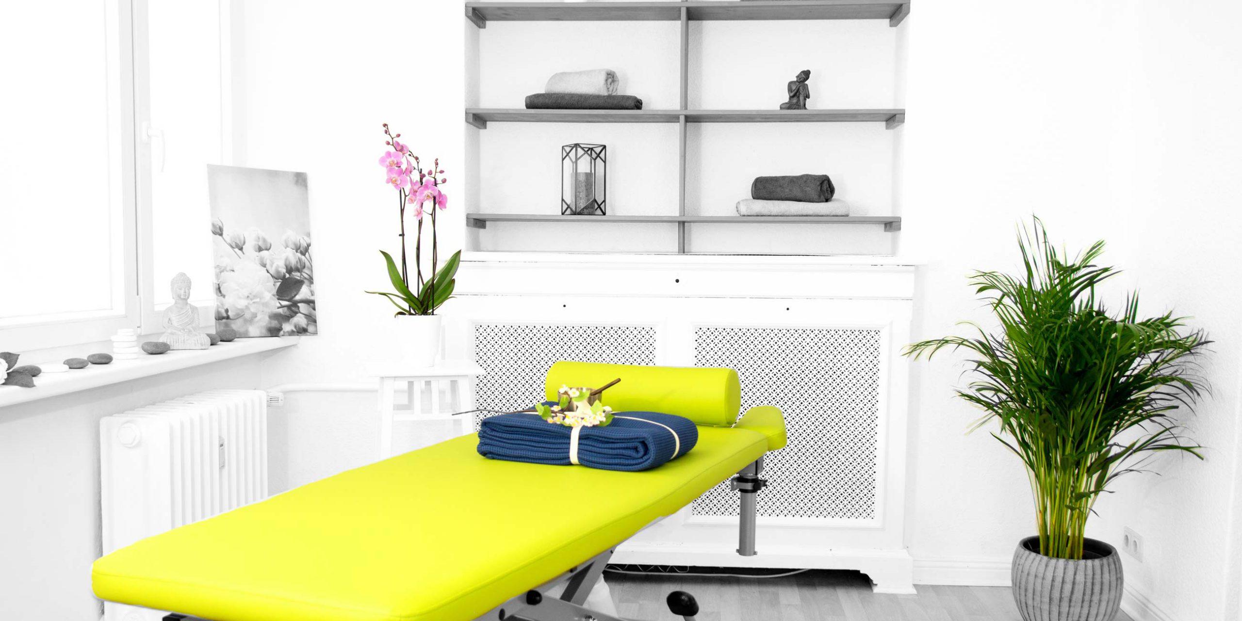 Stellenangebot | me sano | Physiotherapie | Praxis | Lichterfelde West | Angebote | Wohlbefinden | Massage